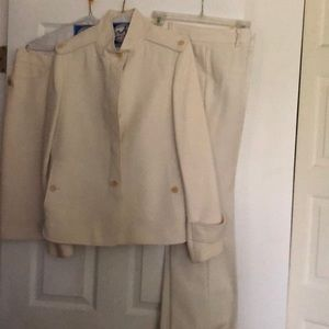Talbots 3pc Suit for women